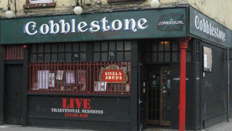 7 the cobblestone