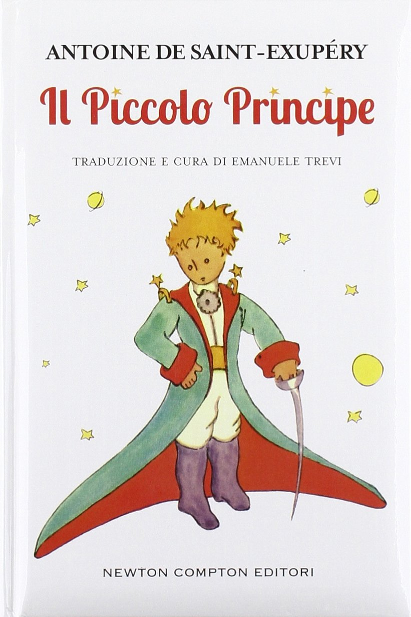 Piccolo Principe Cover