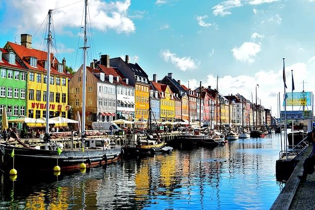 copenaghen canale nyhavn