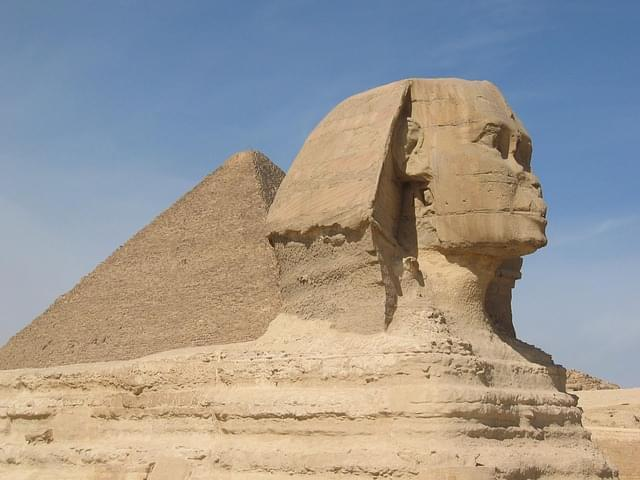Sfinge Egitto