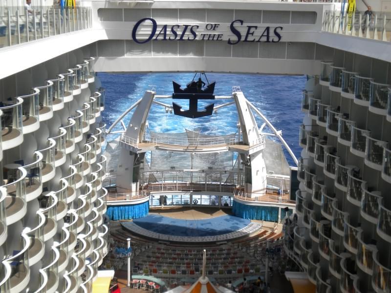 Classifica delle 10 navi da crociera pi belle del mondo for Costo aggiuntivo per suite suocera