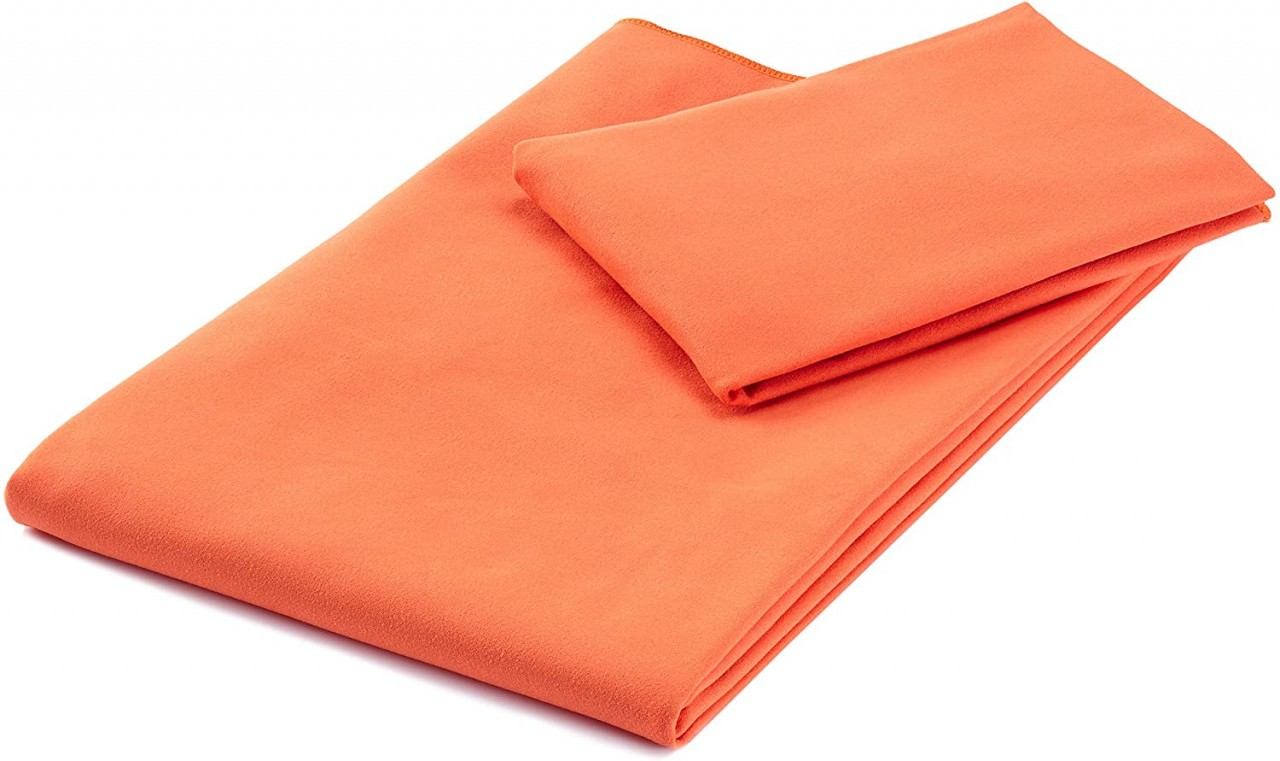 garanzia di igiene, gli asciugamani in microfibra
