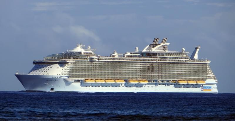 2 - Allure of the sea - Royal Caribbean