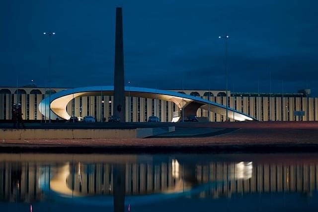palazzo do itamaraty Brasilia