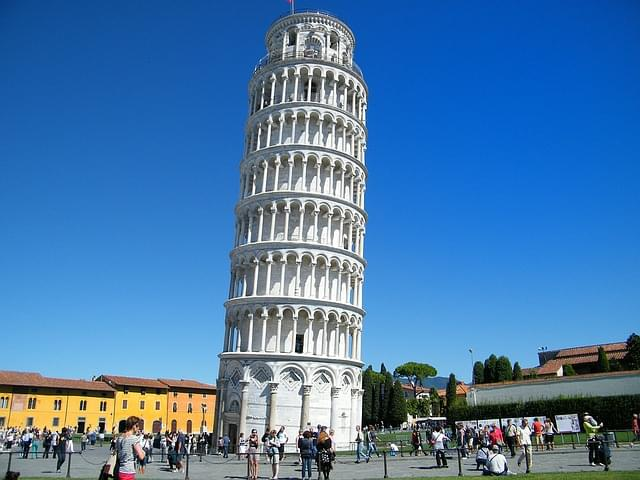 torre pendete di Pisa