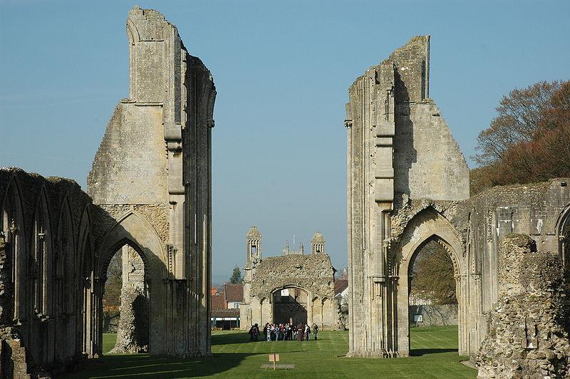 Abbazia di Glastonbury - Inghilterra