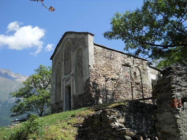 abbazia di novalesa cappella smichele 2