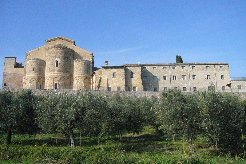 abbazia san giovanni in venere