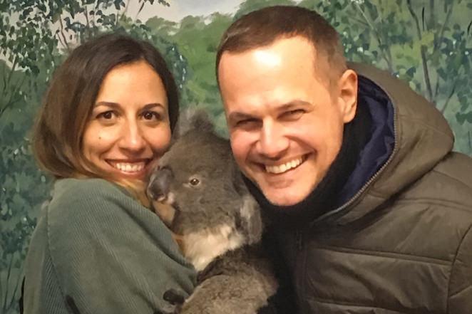 Abbracciare un koala elisa enrico anteprima