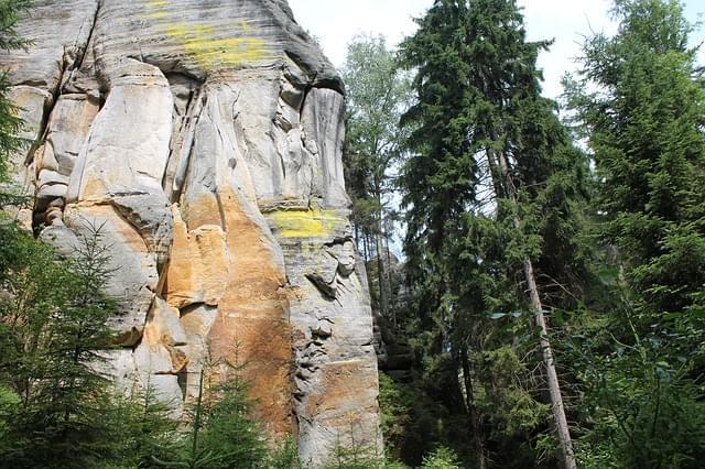 adrspach citta di roccia
