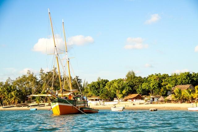 andilana beach