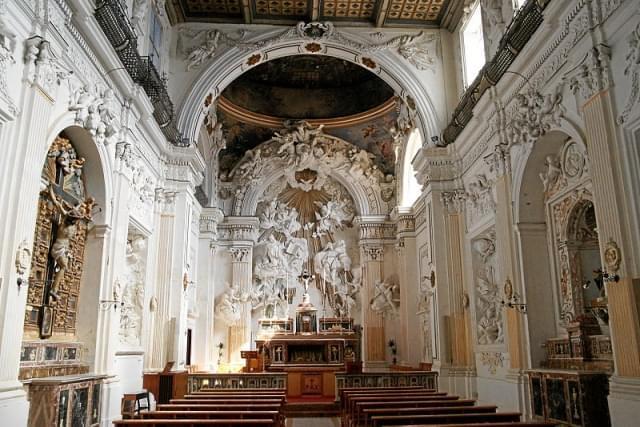 agrigento chiesa di santo spirito