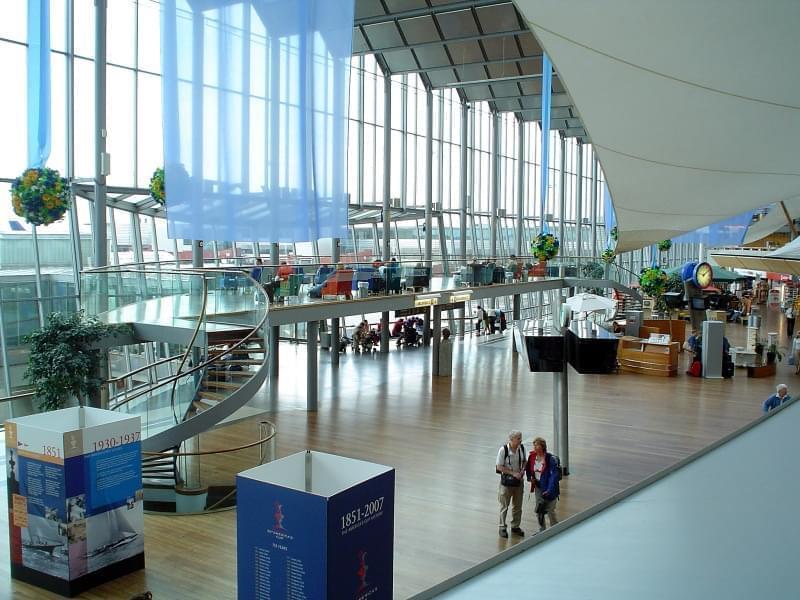 aeroporto arlanda svezia