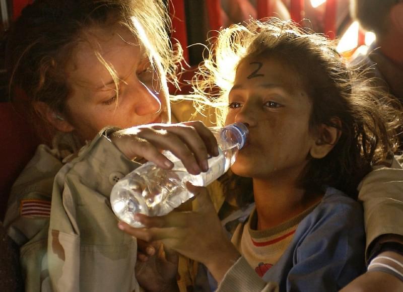Come partecipare a missioni umanitarie