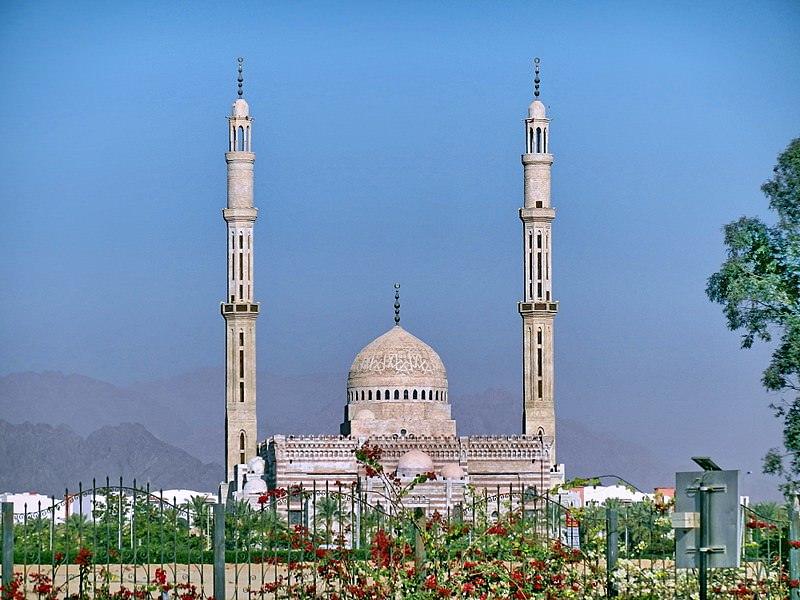 05 al mustafa mosque sharm el sheikh