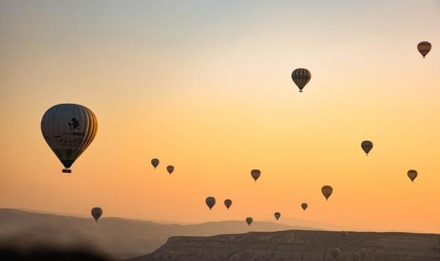 alba cappadocia turchia