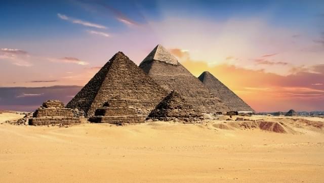 alba piramidi giza