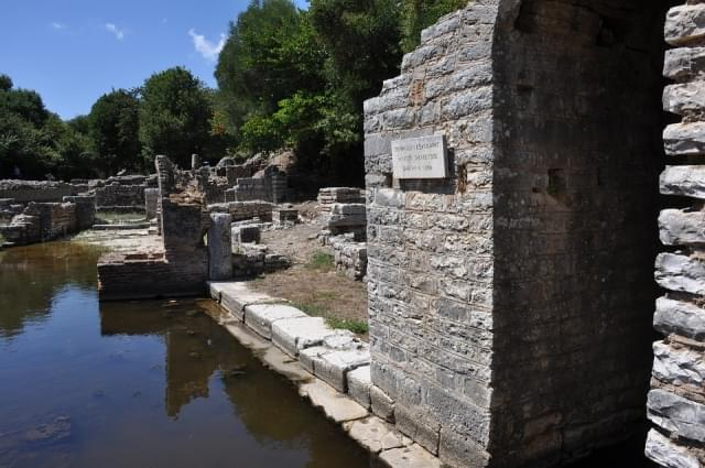albania butrint national park unesco