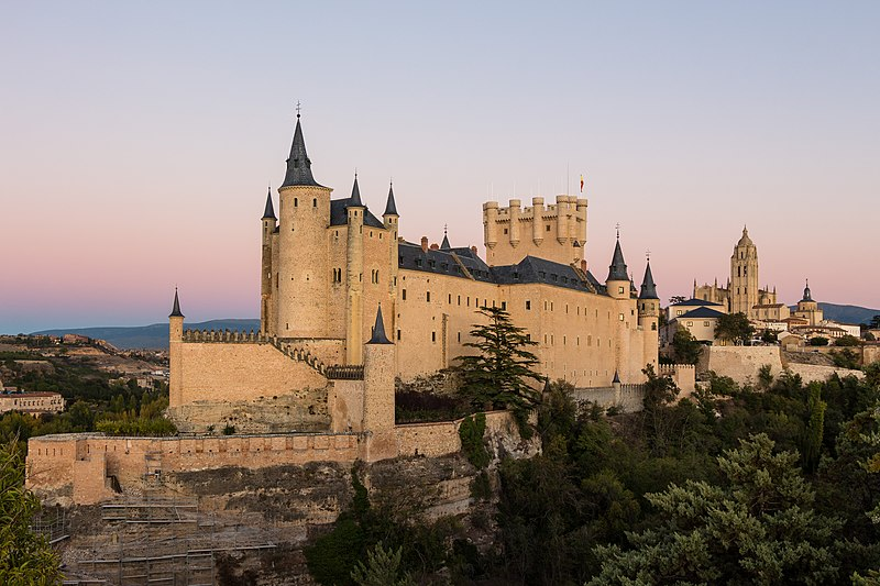 Alcatraz di Segovia - Spagna