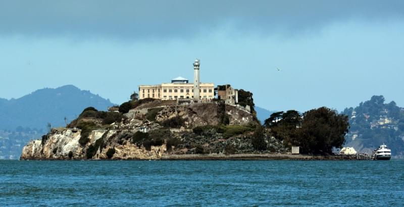 Alcatraz, San Francisco, California (USA)