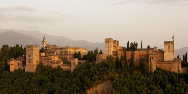 alhambra cenni storici