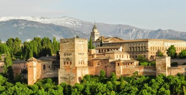 alhambra di granada info