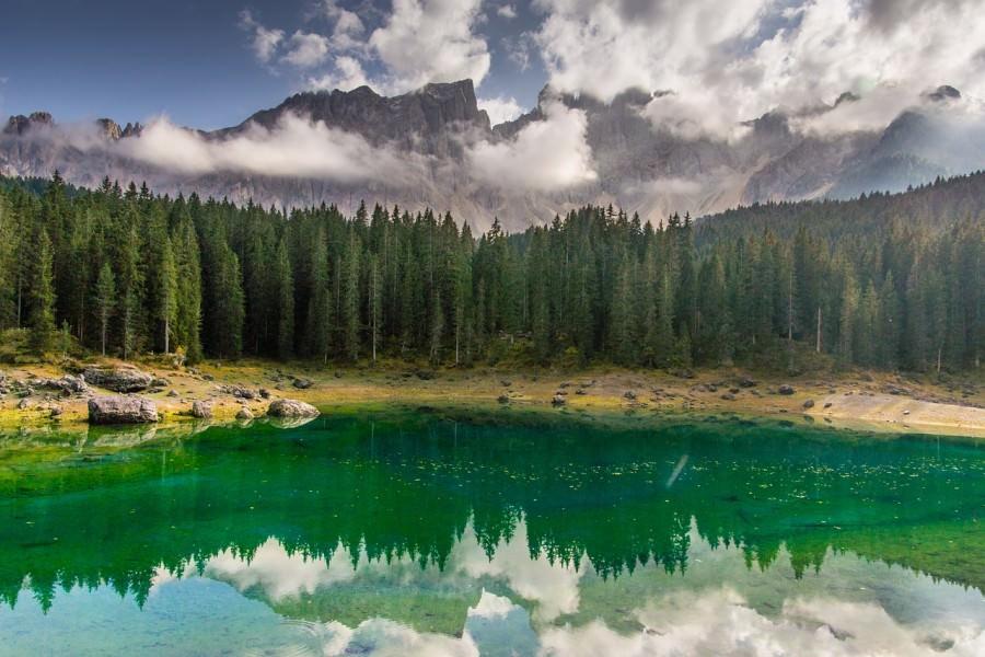 01 lago di carezza