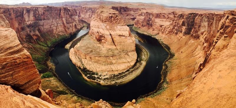 14 - Altopiano del Colorado: 337.000 km²