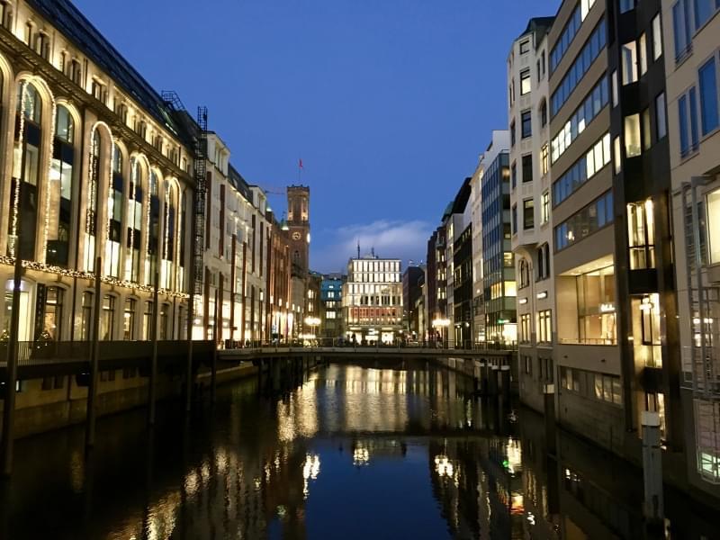 Un weekend nella sorprendente Amburgo