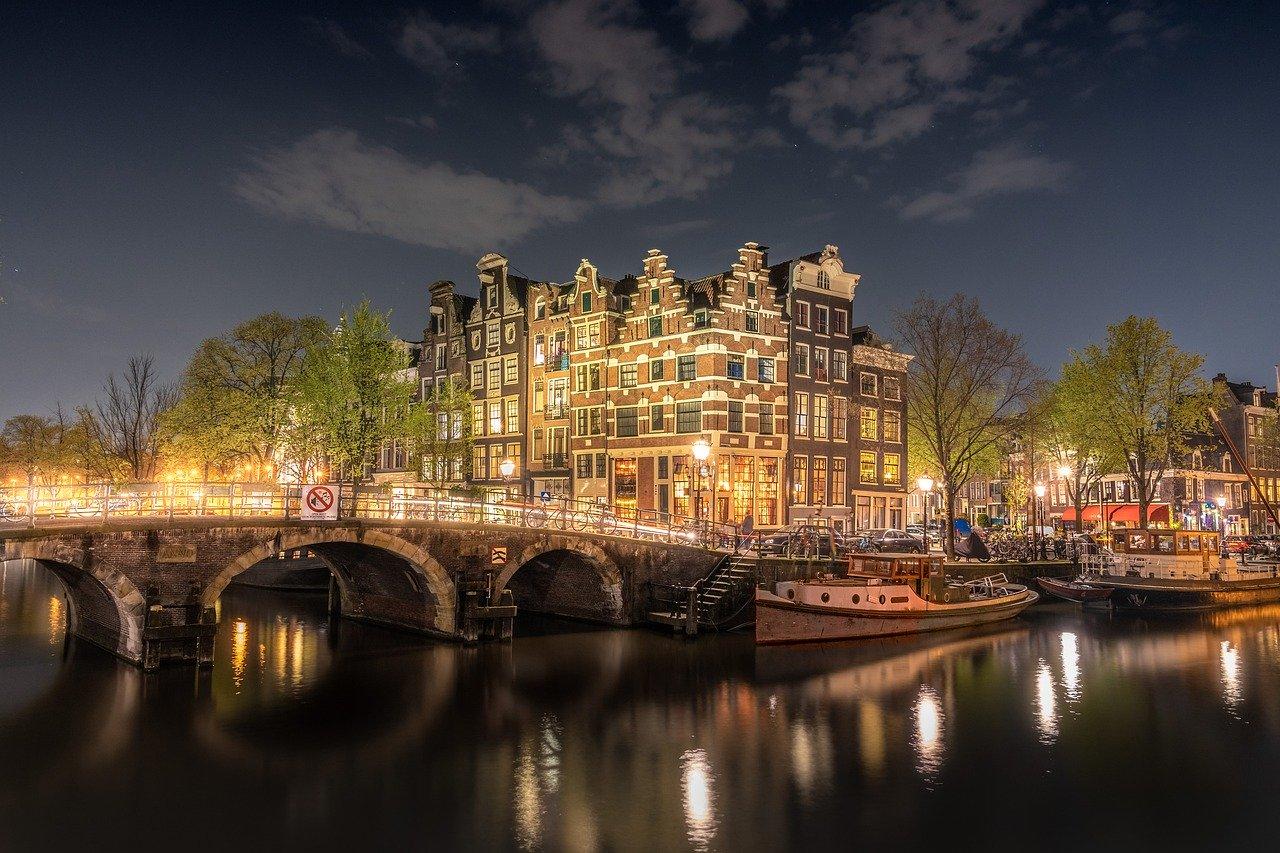 Amsterdam nel periodo natalizio