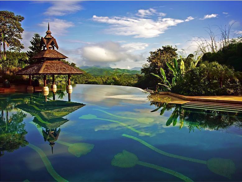 La più bella piscina del mondo