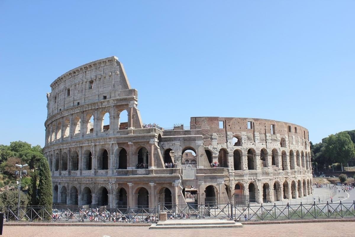anfiteatro flavio roma