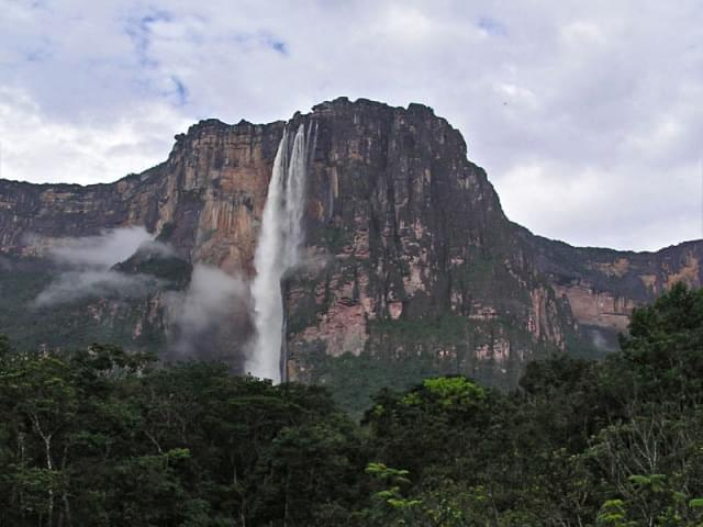 angel falls in venezuela 001