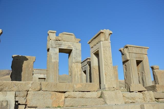 antichita architettura archeologia persepoli