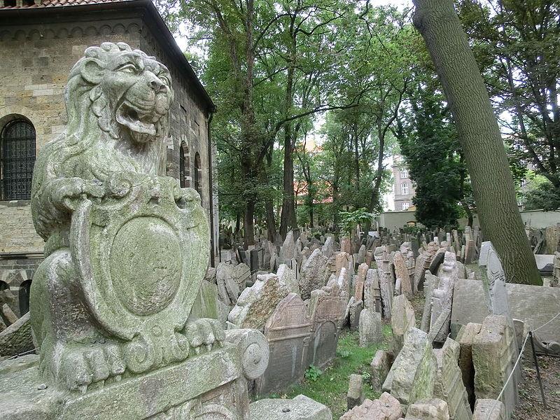 9 antico cimitero ebraico