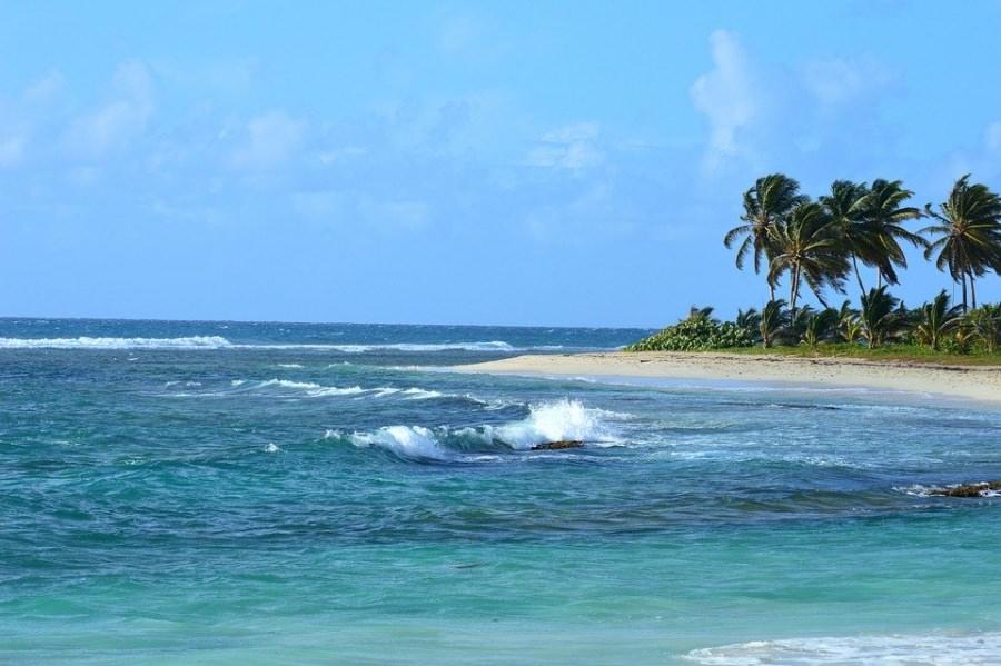 spiaggia antille