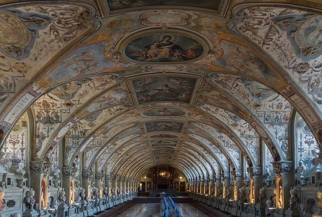 Antiquarium-Residenze-Monaco-di-Baviera