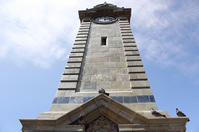 Torre Reloj ad Antofagasta, cile
