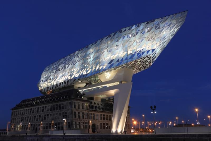 anversa belgio architettura