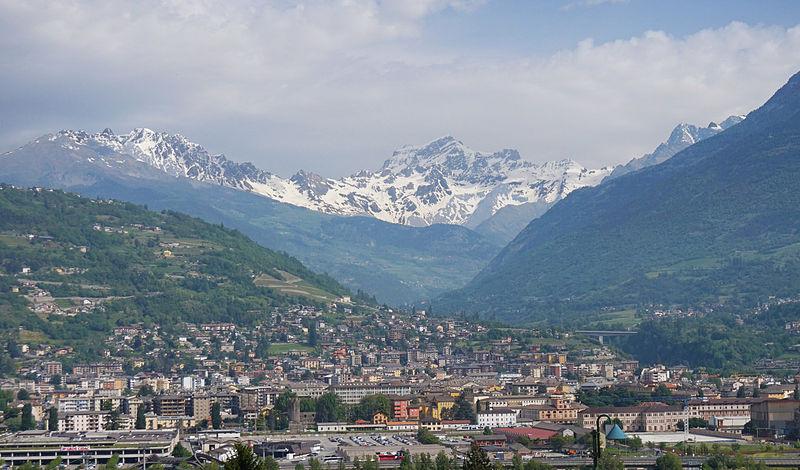 Aosta: la città più triste d'Italia