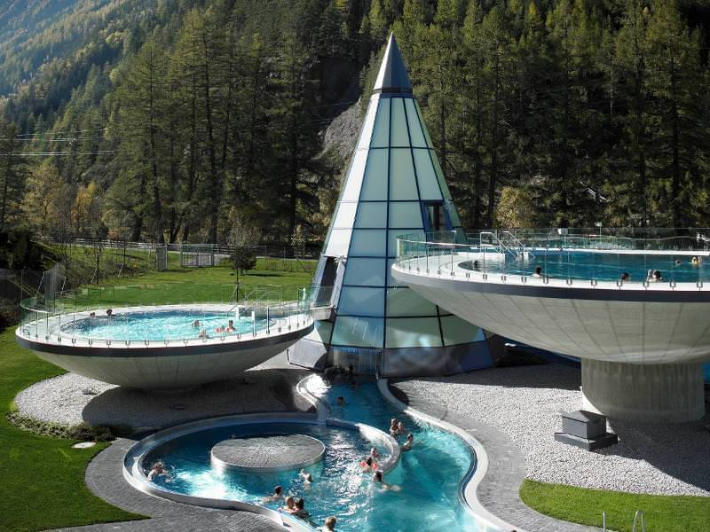 Aqua Dome in Austria