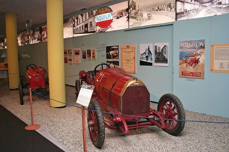 aquila italiana modello 2530 hp