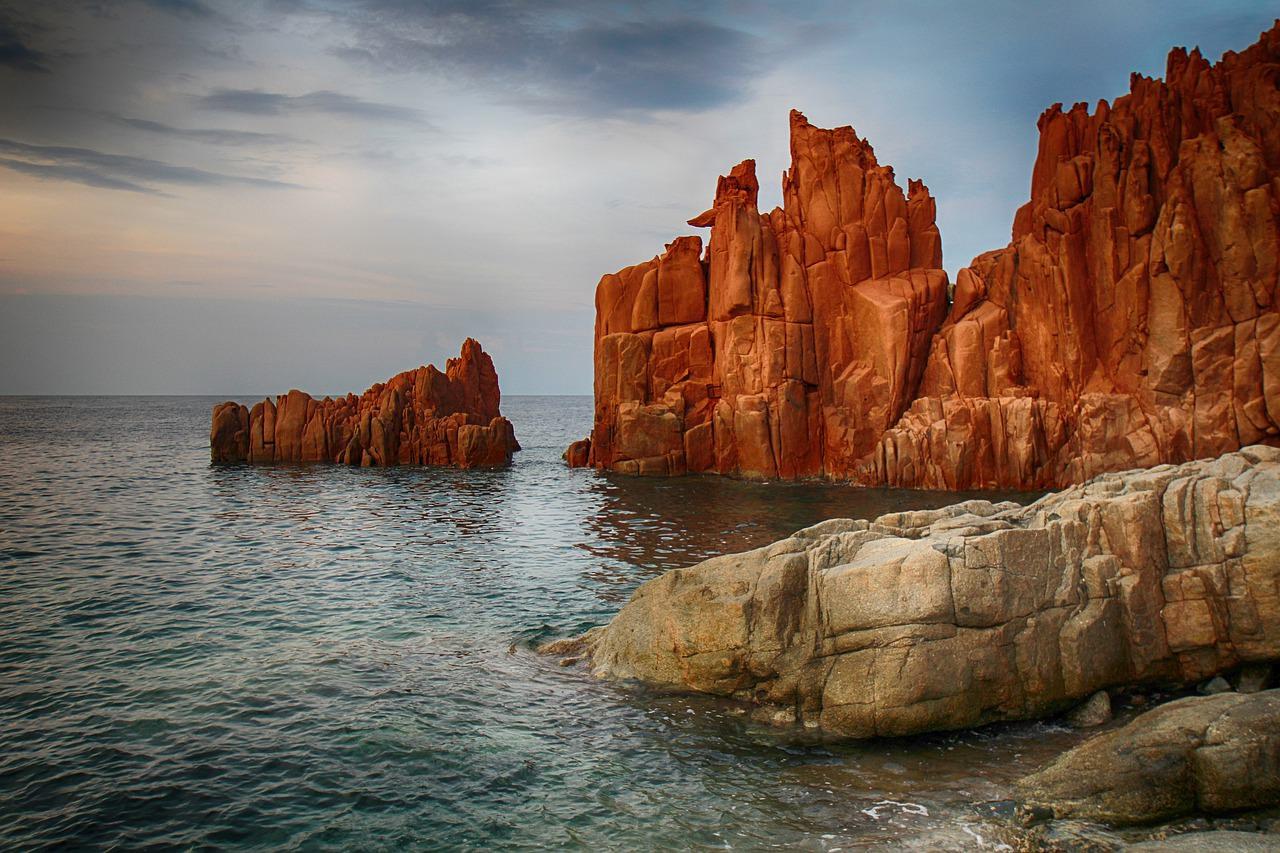 06 rocce rosse arbatax