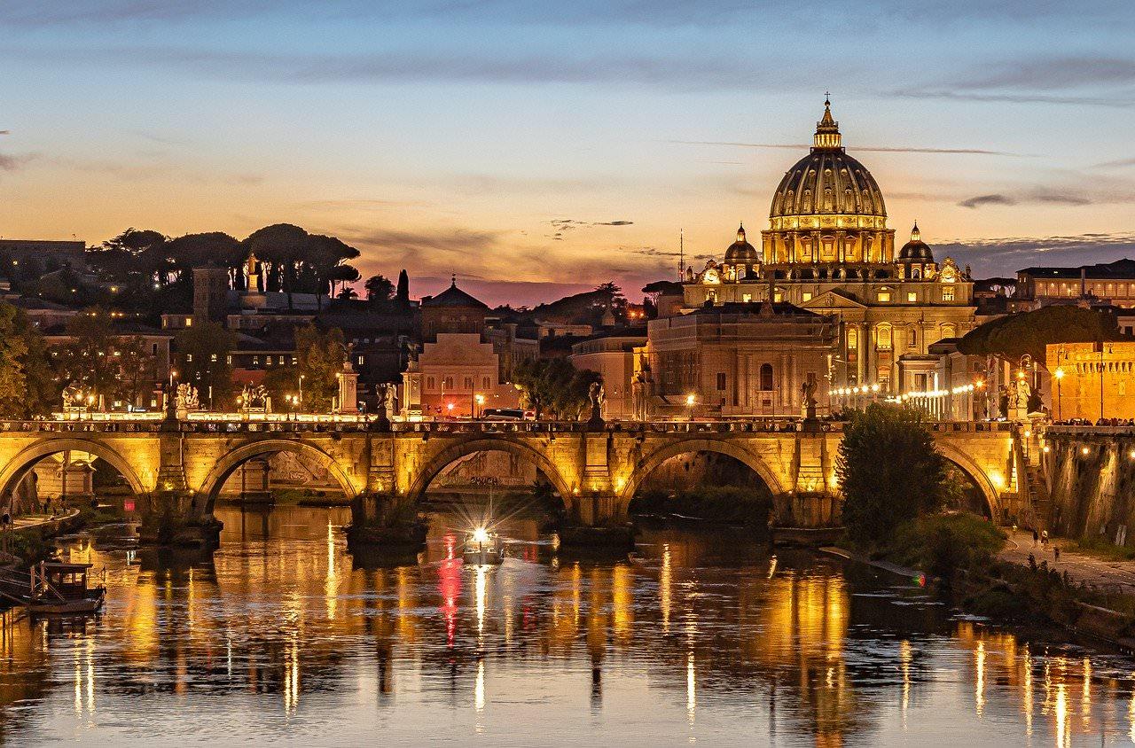 roma città infedele