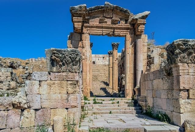 architettura rovine antica storia