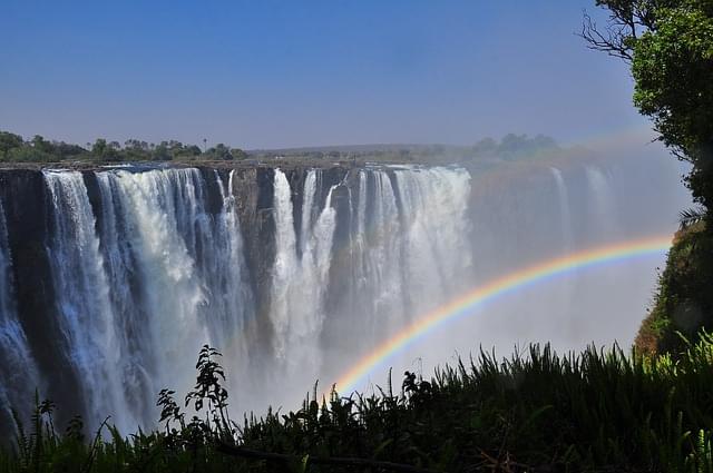 panoramica dello zambia