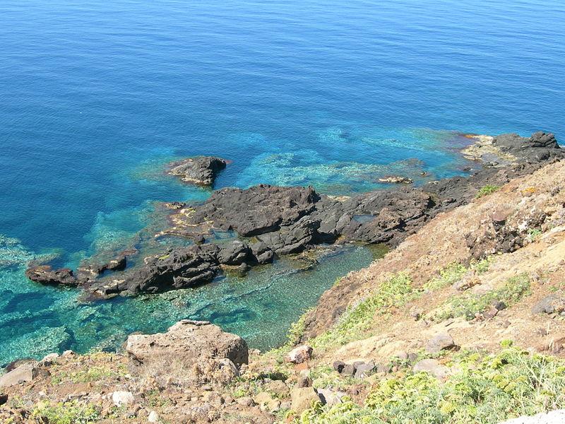 Area Marina Protetta dell'Isola di Ustica, Sicilia
