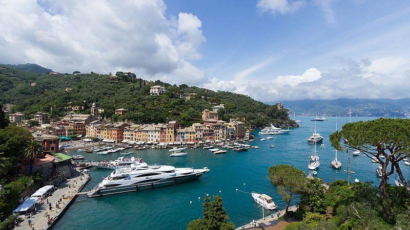 Area Protetta di Portofino, Liguria