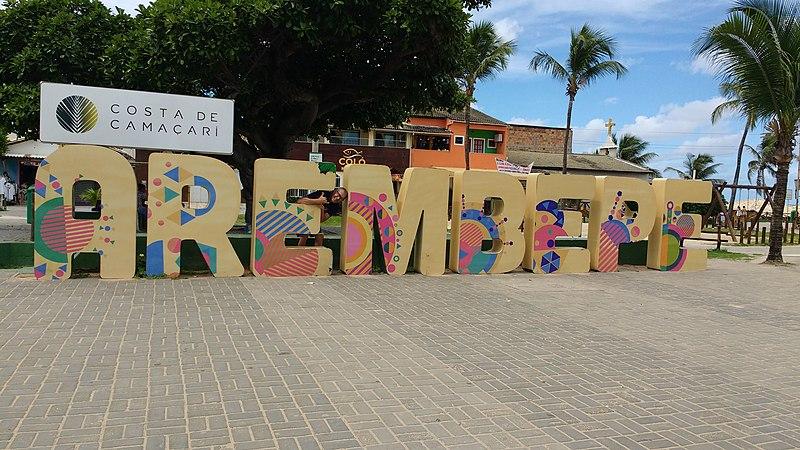 Arembepe, Brasile