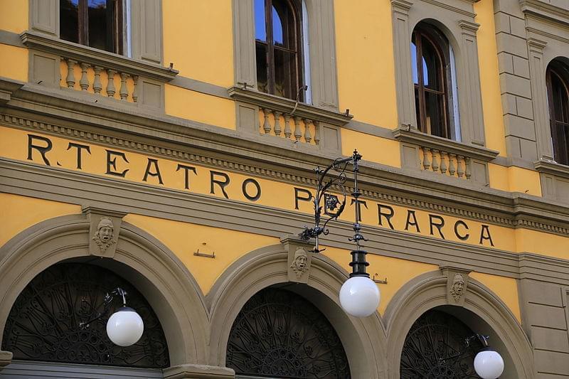 arezzo teatro petrarca